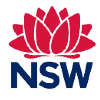 NSW Government event logo